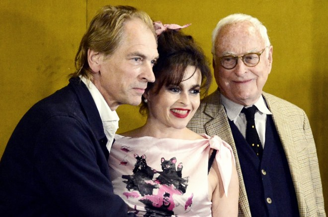 """A Room with a View"": James Ivory, Helena Bonham Carter and Julian Sands celebrate the film´s 30th anniversary in Florence"