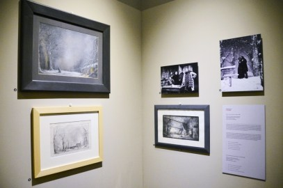 "Museo Franco Zeffirelli - ""La bohème"" sketches"