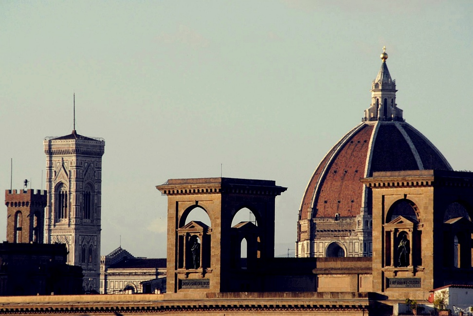Florence: passion and enthusiasm