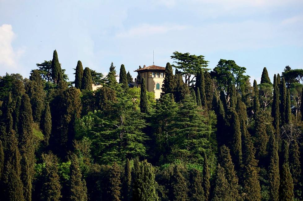 Florentine landscapes and impressions