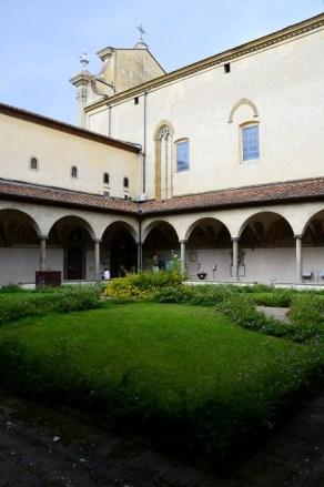 San Marco - cloister - Florence