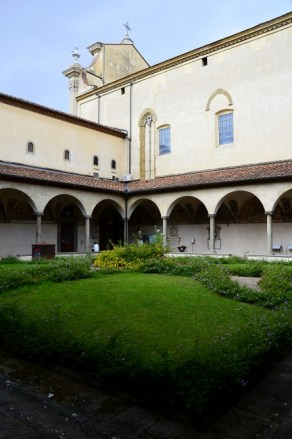 San Marco - cloister - Florence