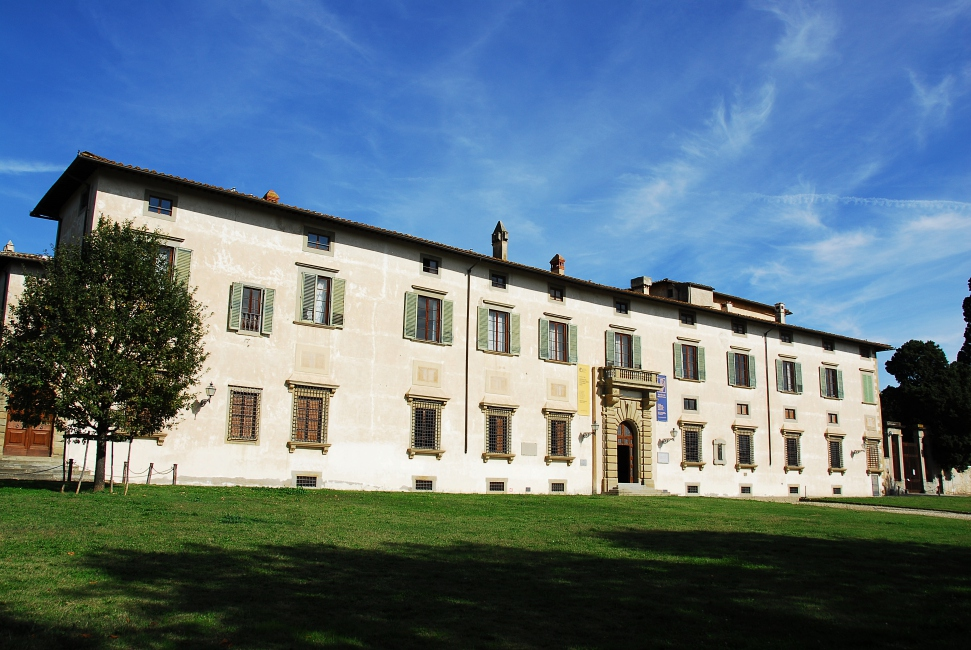 Medici villas #3: Medicean villa di Castello – Accademia della Crusca