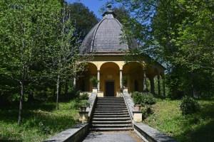 parco di villa Demidoff