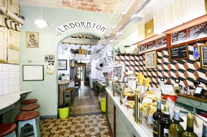 Il Coccolo - Fritti i cornetti - Via Matteo Palmieri, 30 / r - Florence