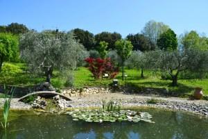 gardens of Florence - il giardino di Santa Maria Novella - Firenze Castello