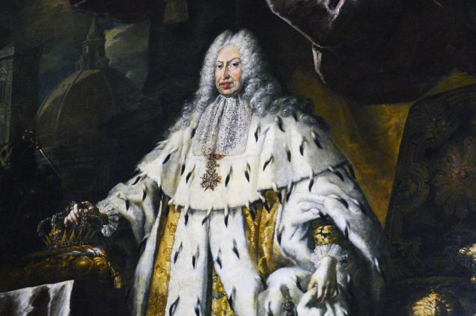 Gian Gastone de' Medici - Palazzo Pitti - Florence