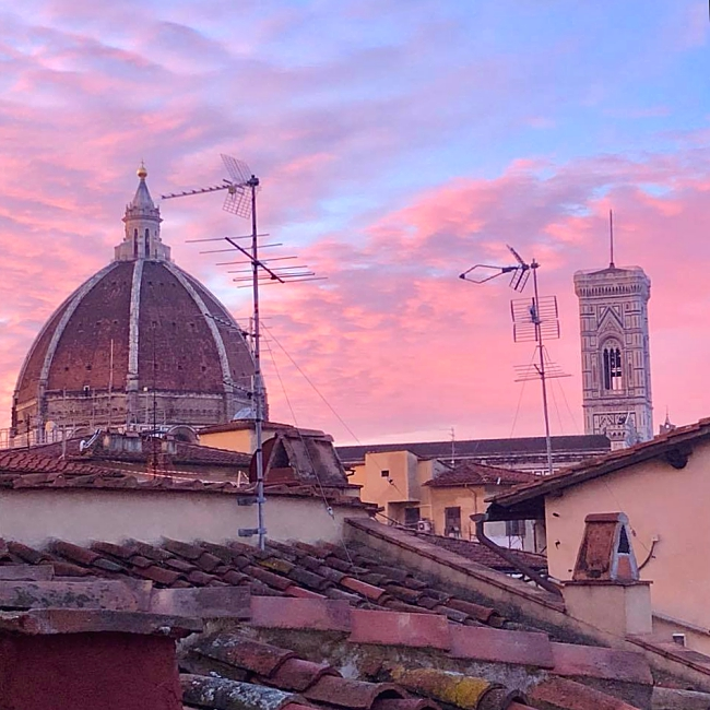 The tolling of the bells: the heartbeat of Florence