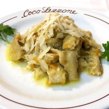 Trattoria Coco Lezzone - Via Parioncino 26/red - Florence