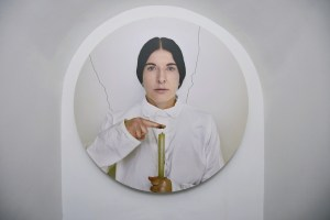 Marina Abramović - The Cleaner - Palazzo Strozzi - Florence