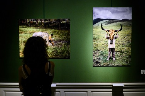 """Steve McCurry. Icons"" - Villa Bardini - Costa San Giorgio 2 - Florence"