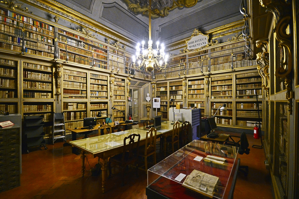 7 best and most distinguished libraries in Florence