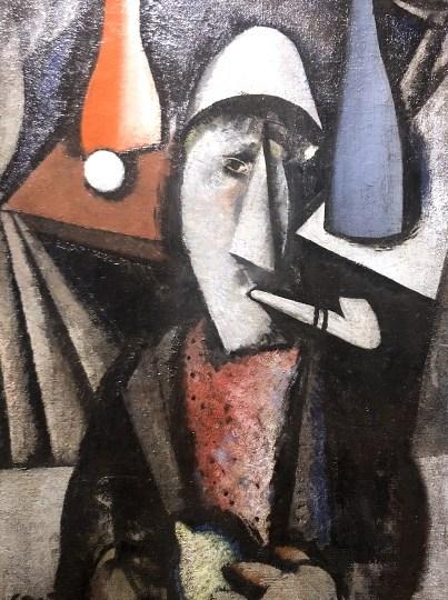 Primo Conti, exhibition at Villa Bardini in Florence