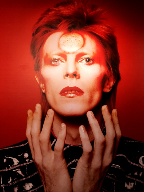 'Heroes – Bowie by Sukita.' Photo exhibition at Palazzo Medici-Riccardi