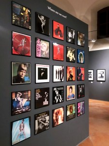 Heroes - Bowie by Sukita - Palazzo Medici-Riccardi - Florence