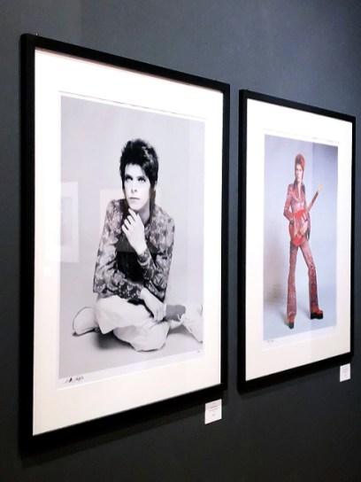 Heroes - Bowie by Sukita - Palazzo Medici-Riccardi - Florence