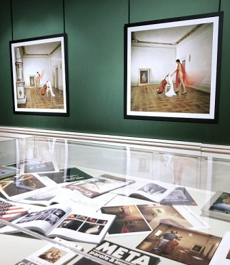 """Carlo Cantini. Between realism and imagination,"" photo exhibition at Villa Bardini, Florence"