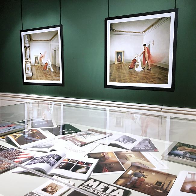 «Carlo Cantini. Between realism and imagination,» photo exhibition at Villa Bardini, Florence
