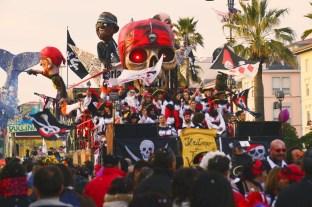 Carnevale di Viareggio 2019 - Toscana