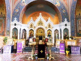 Russian Church - Via Leone X 8 - Florence