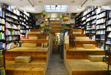 Todo Modo, the multidisciplinary bookstore of Florence