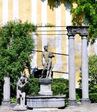 Gardens of Florence #14: Giardino Villa La Pietra