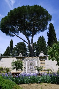 Within Florence - Villa La Pietra Garden - Florence