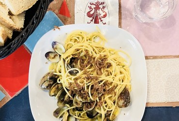 The best pasta in Florence at Trattoria Il Giova