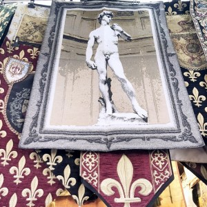 Florence, in the city of David - David by Michelangelo