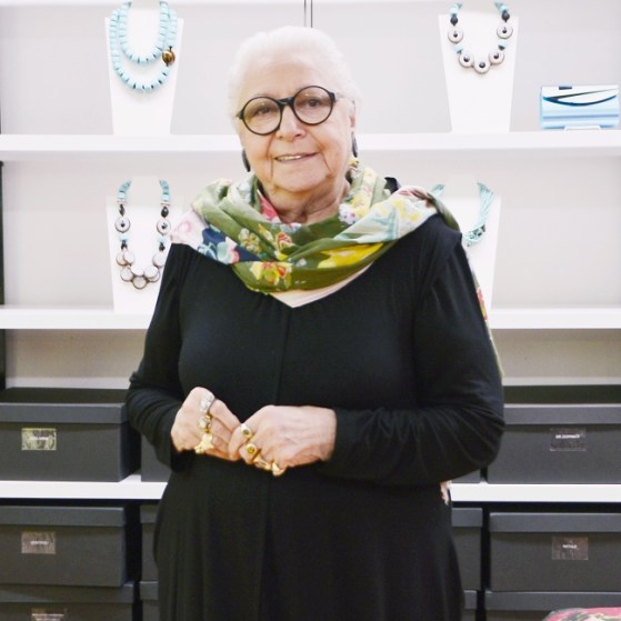 Angela Caputi Giuggiù - Via Santo Spirito, 58, Florence
