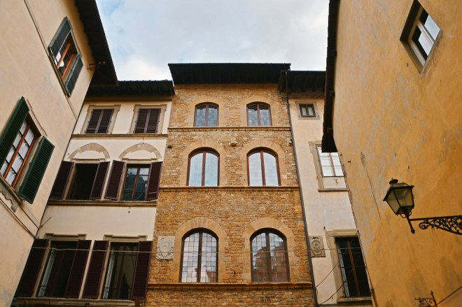 Towers of Florence - Torre degli Albizi - Borgo degli Albizi
