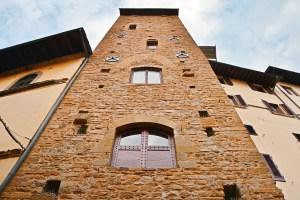 Towers of Florence - Torre di Corso Donati