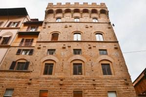 Towers of Florence - Torre dei Gianfigliazi - via Tornabouni