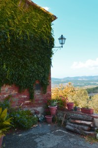 Castello Ginori di Querceto, Pisa, Tuscany