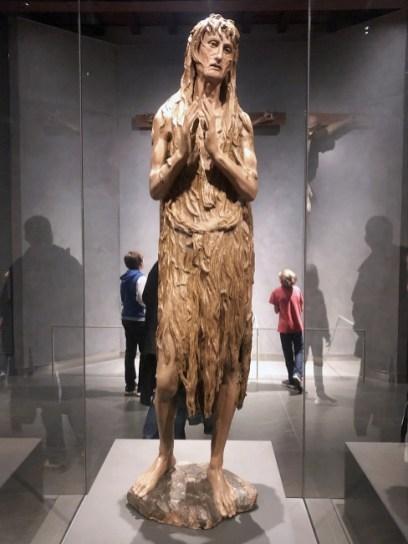 Donatello's Penitent Magdalene - Museo dell'Opera del Duomo, Piazza del Duomo, 9, 50122 Florence