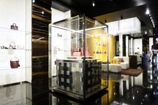 Gianfranco Lotti flagship store in Florence, Via de' Tornabuoni 59R