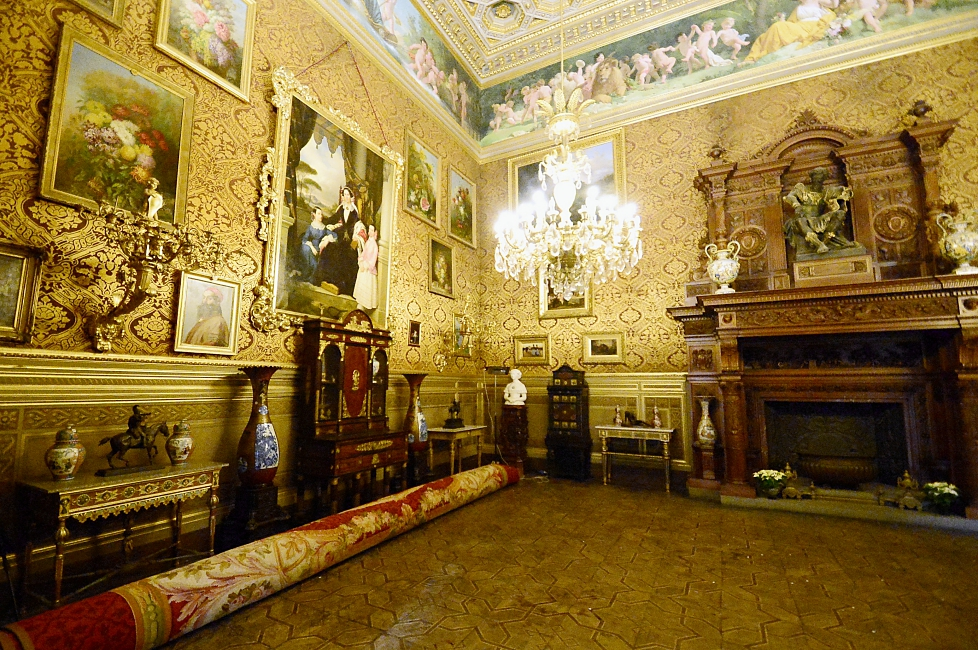 Uncommon Museums of Florence # 3: Stibbert Museum