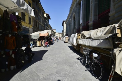 The impact of the coronavirus on Florence, the plague of the 21st century