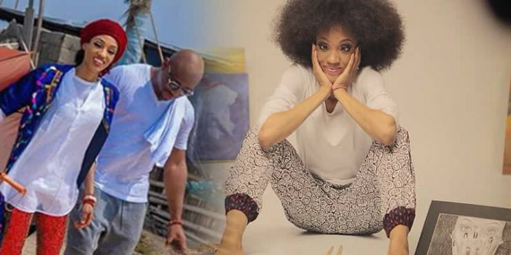 Image result for Di'ja and husband