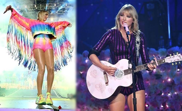 Taylor Swift Edges Out Kanye West, Messi To Emerge World's Highest-Paid Celebrity