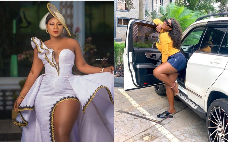 Actress Destiny Etiko Discloses The Type Of Man Shes Attracted To