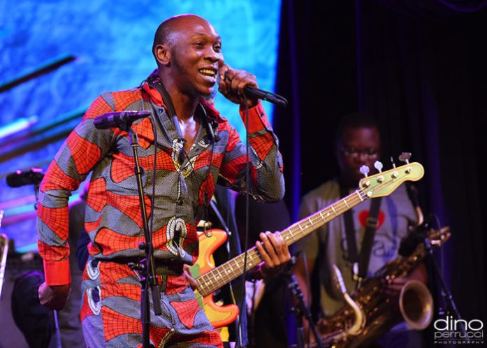 Seun Kuti Remembers Late Father, Shares Touching Tribute (Video)