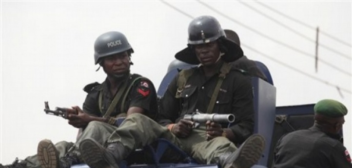 Police uncover six rifles in Delta church, arrest pastor