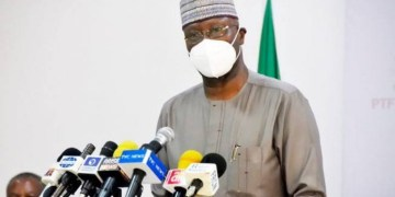 PTF chair, Boss Mustapha attends anti-coronavirus prayer in Abuja