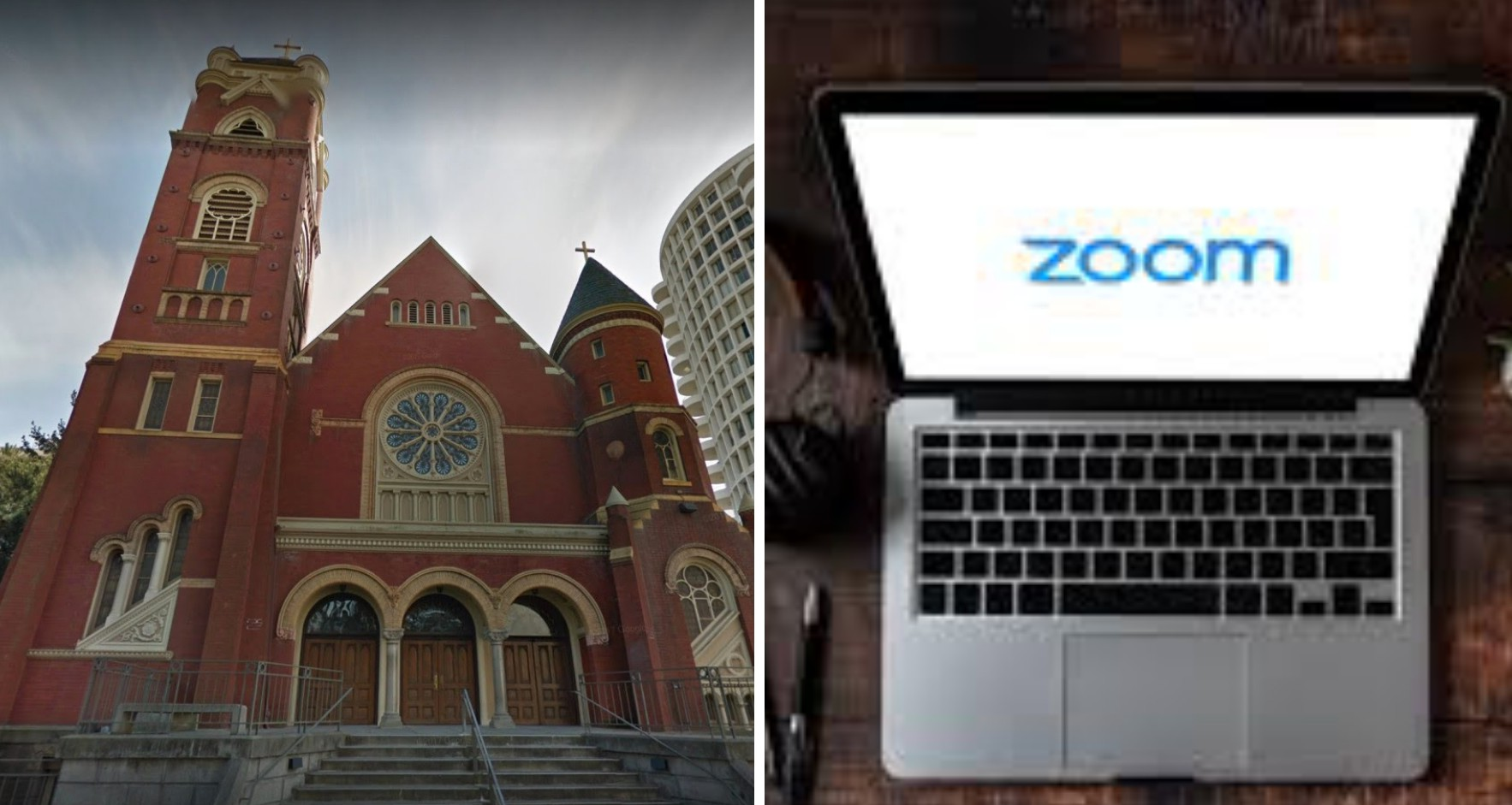 Church Sues Zoom After Hacker Streams Porn During Bible Study