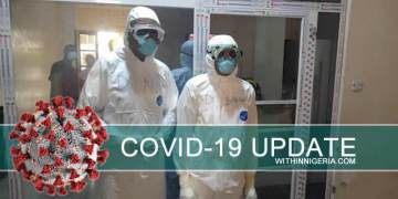 COVID-19 cases in Nigeria hits more than 30,000 with 460 new cases