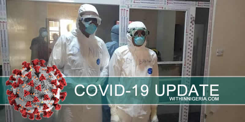 Nigeria records 664 new Covid-19 cases, total now 31,987