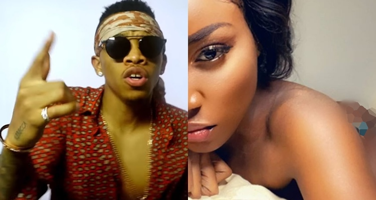 Show Us Everything if You Want To Trend, Tekno Tells Seyi Shay Over Semi Nude Photos