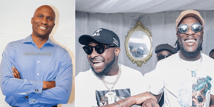 The Greatest Of All Times: UK OAP Adesope Olajide reacts to Davido and Burna Boy's 'shading'