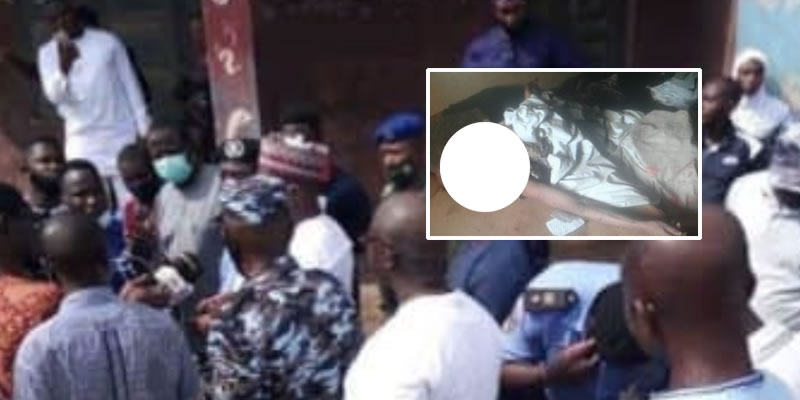 29-year-old pregnant Postgraduate Student found dead in her room ...